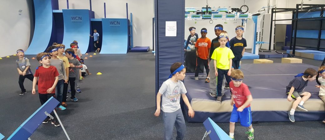 Birthday Parties Windy City Ninjas Ninja Warrior Gym For Kids