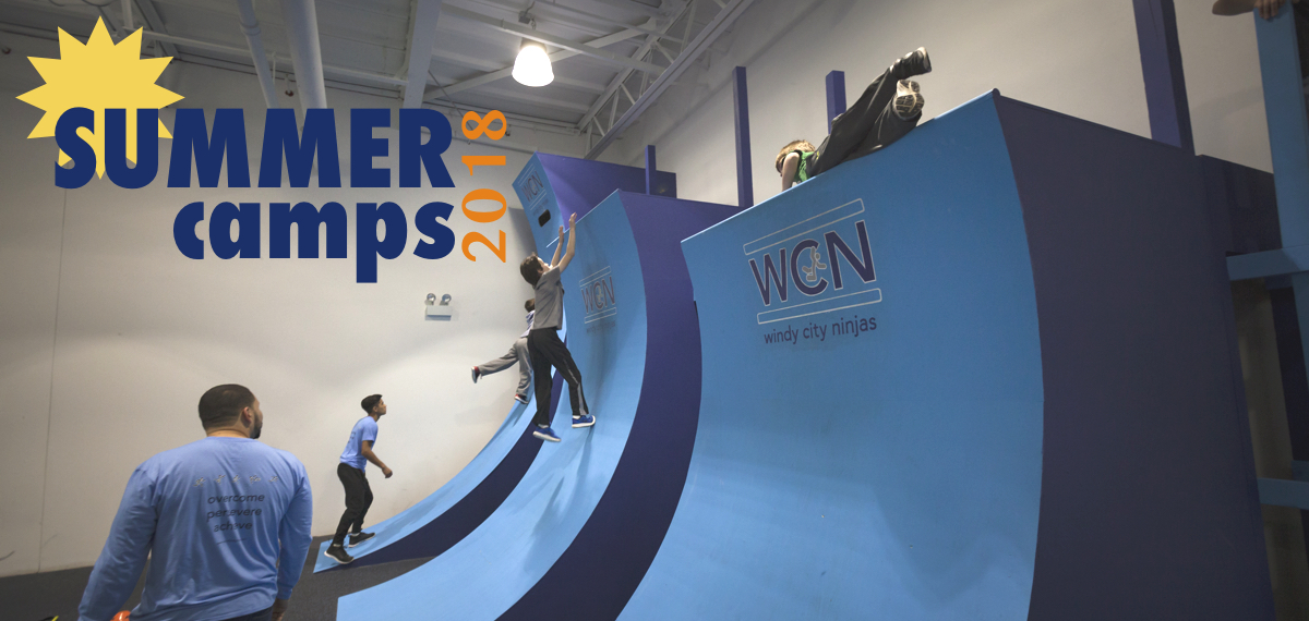 HEAR WHAT PARENTS ARE SAYING! U201cWe Sent Our Kids To Windy City Ninjas Summer  Camp Because They Asked To Go Back! They Have Been There For Birthday  Parties, ...